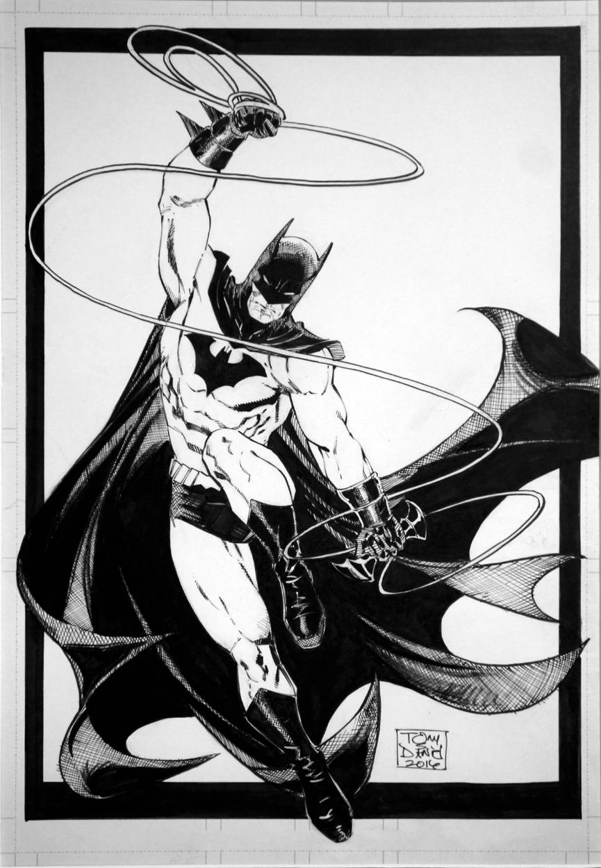 Tony s daniel batman