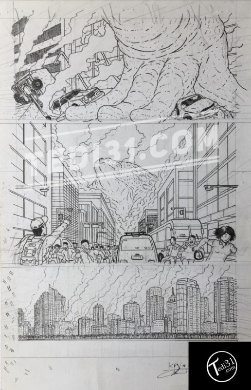 Bakokak (Volume #1 | Page #14), in Jay Bun's Bakokak Comic