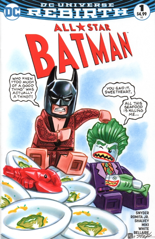 5b092c685a9b LEGO Batman VS The Joker Sketch Cover