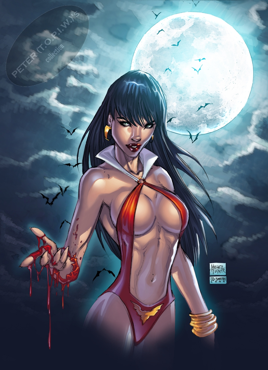 nude sexy girl vampiers