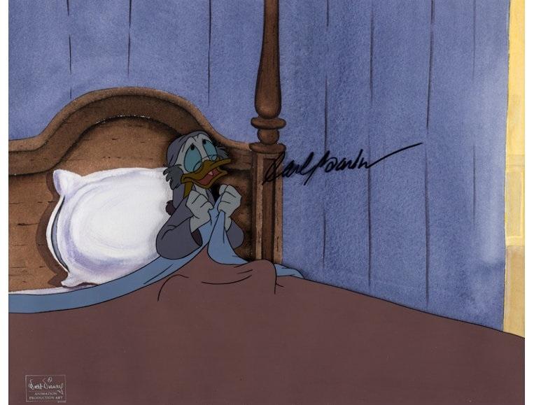 Mickeys Christmas Carol 1983.Mickey S Christmas Carol 1983 Scrooge Carl Barks