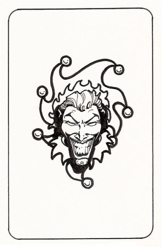 bart sears joker card from lotdk  200  in jay penn u0026 39 s bart