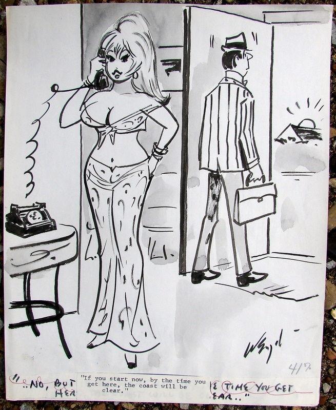 cartoon sex art ten nude girls