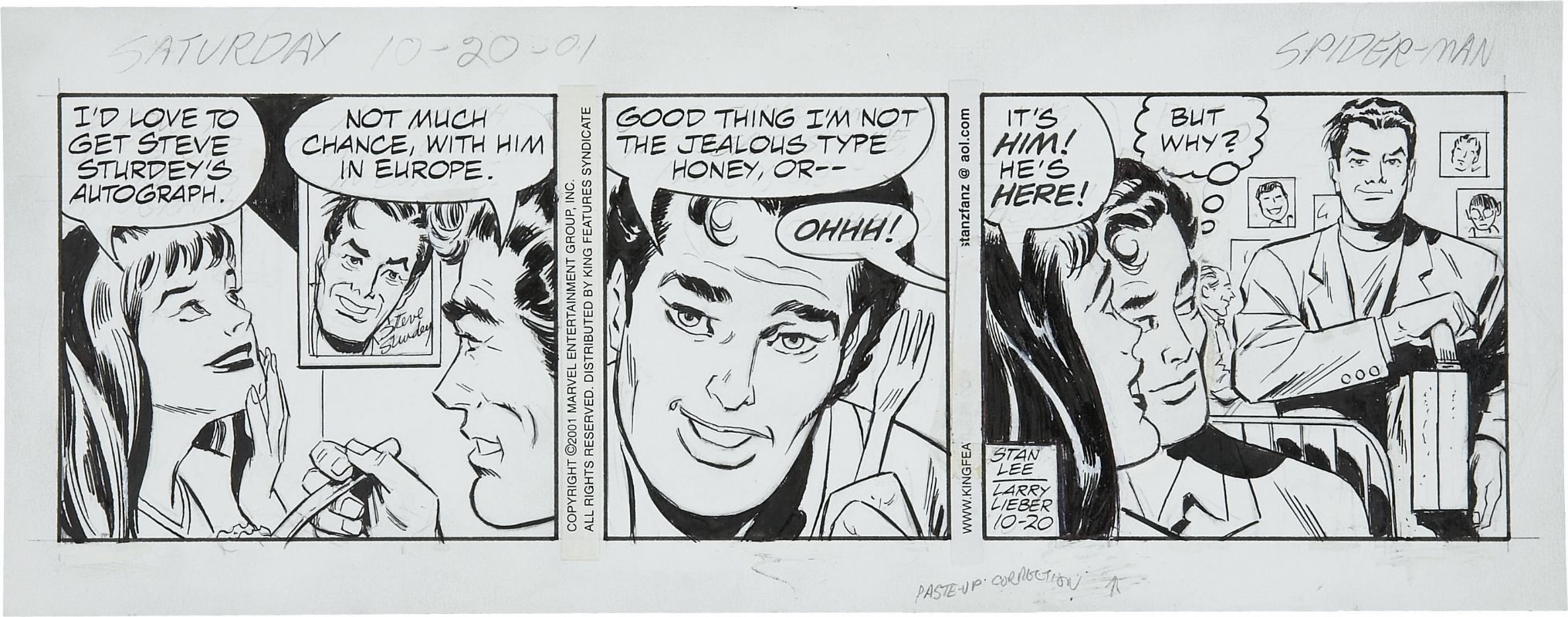 Amazing spiderman comic strip images 751