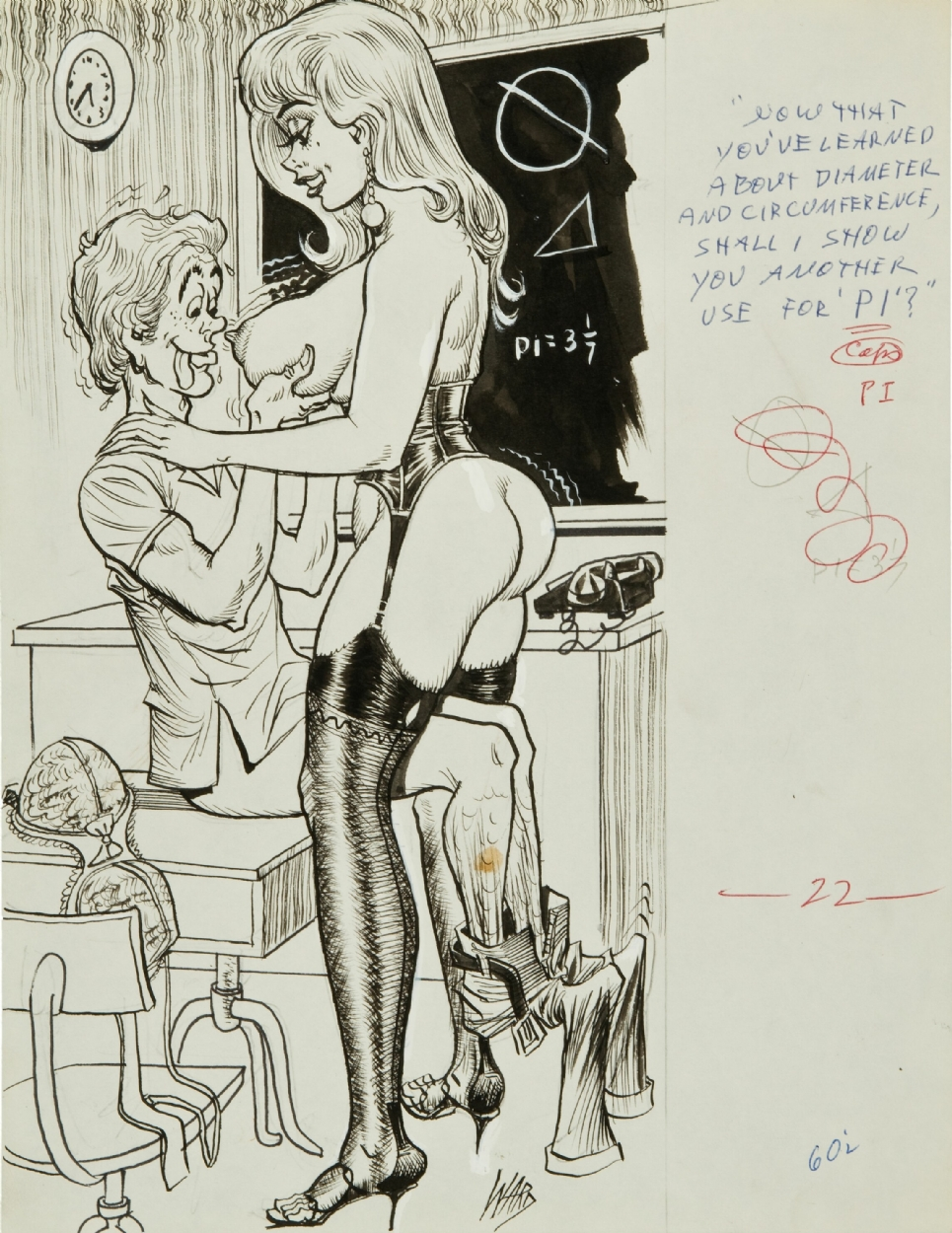 Bill ward adult cartoon