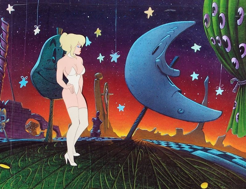 Bakshi Cool World 1992 Here Is Holli In Pierre A S