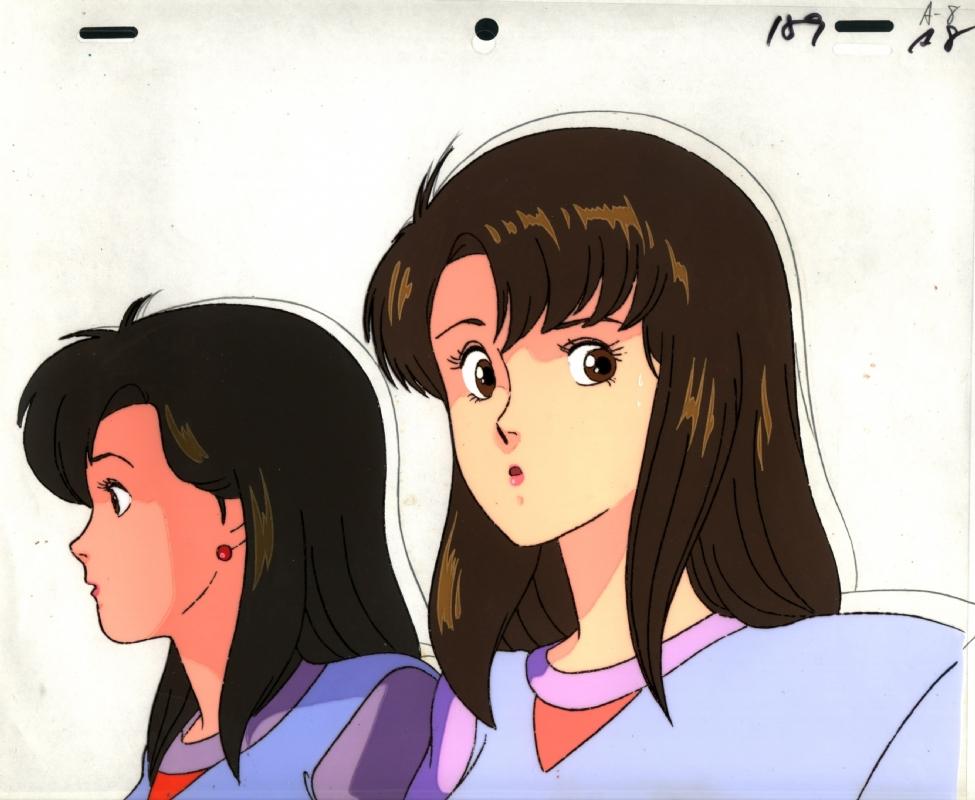 Hojo Tsukasa City Hunter Women Cell A8 In Pierre A S Anime