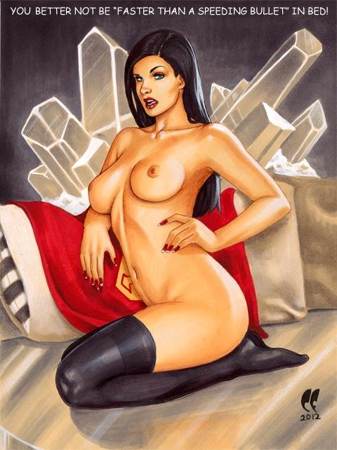 Smallville lois lane naked #13
