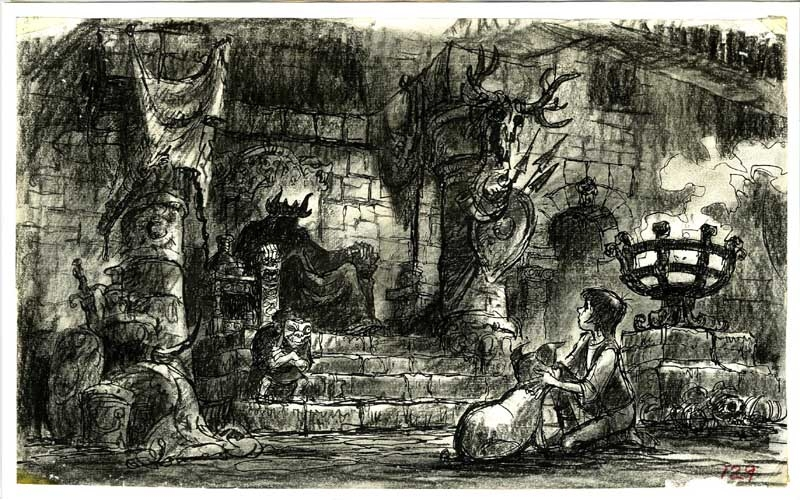Detailed Review Summary of The Black Cauldron - Prydain ...