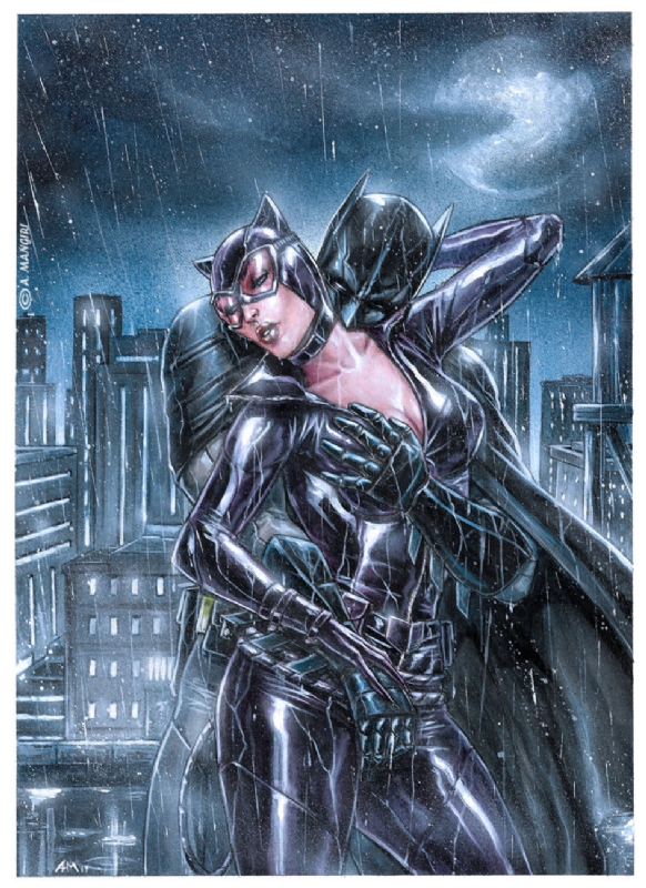 batman og catwoman tegneserie sex
