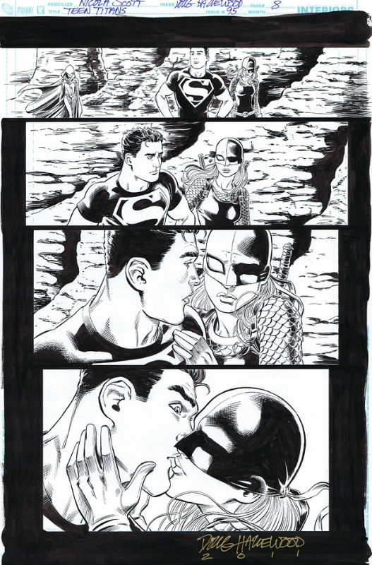 TEEN TITANS Issue 95 Pg 8
