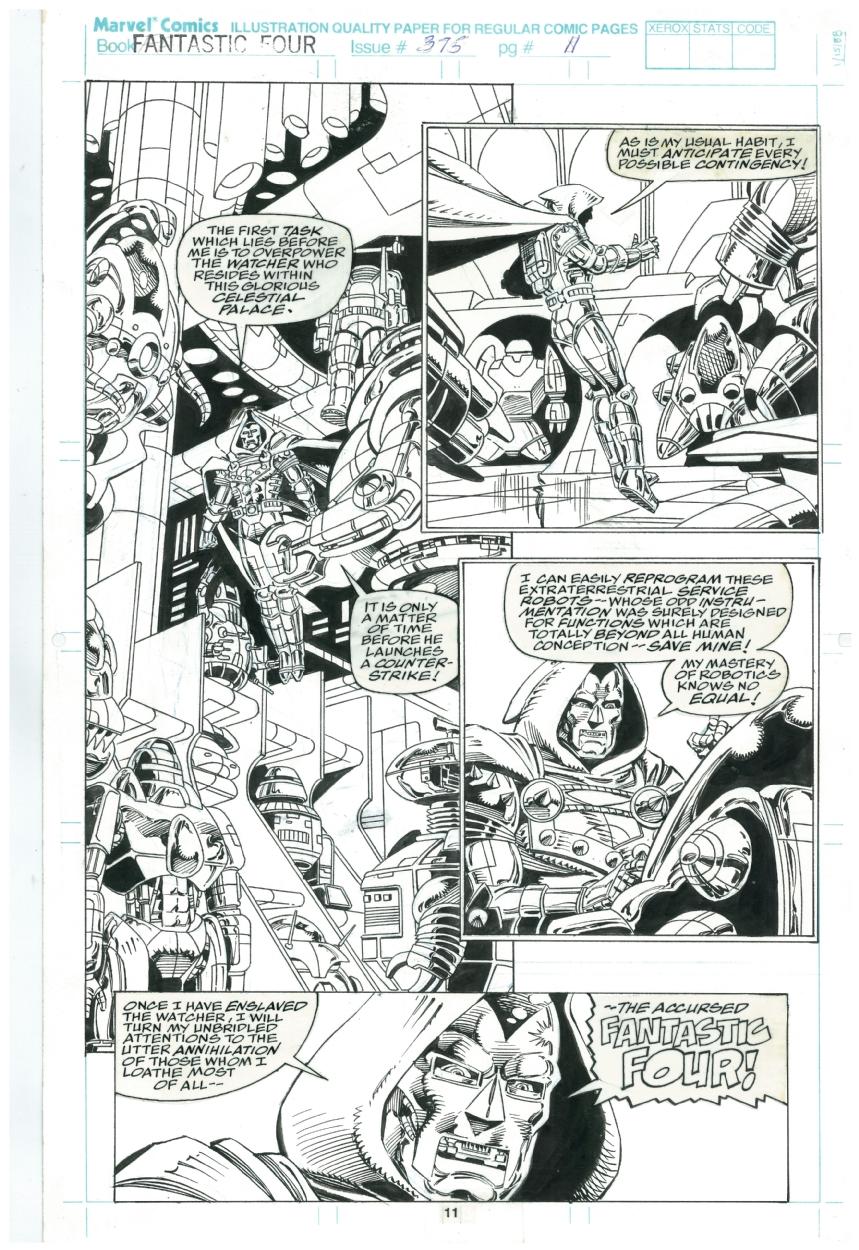 Artist Contingency Comics