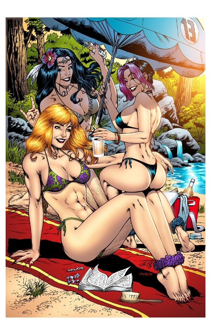 Elvria nude