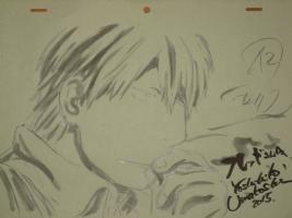 YOSHIHIKO UMAKOSHI - Comic Art Member Gallery Results - Page 1