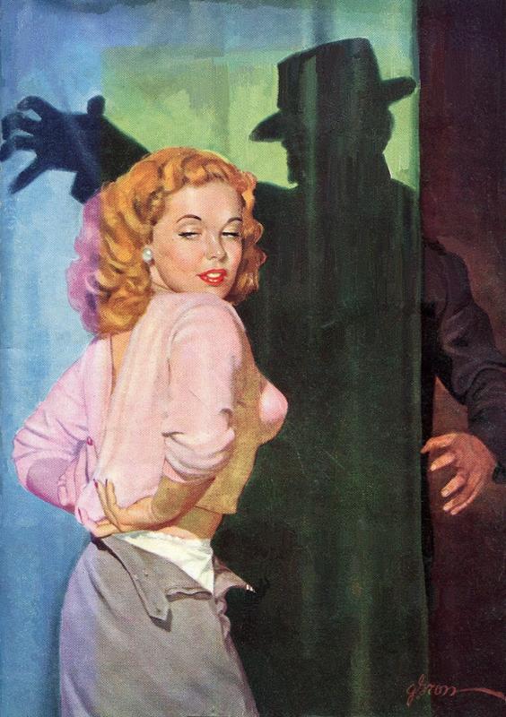 George Gross In Ishan Trivedi S Sleazy Digests Comic Art