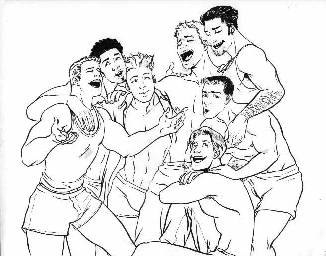 Boys Will Be Boys P44 In Michael Lovitzs Joe Phillips Joe Boy