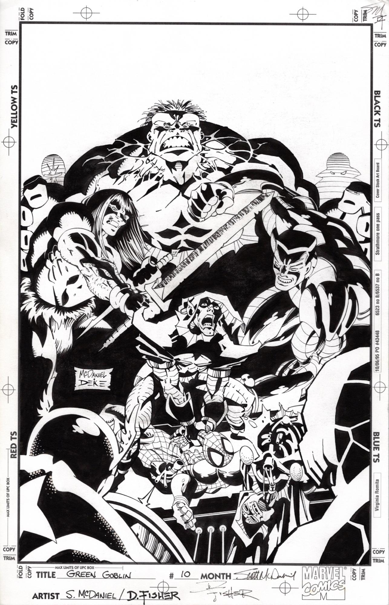 green goblin vs hulk idea di immagine del eroe Marvel Mashers at Target download image 1286 x 2000