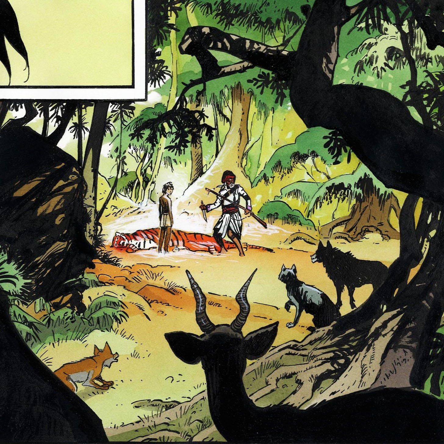 2006 Le Dernier Livre De La Jungle Het Laatste