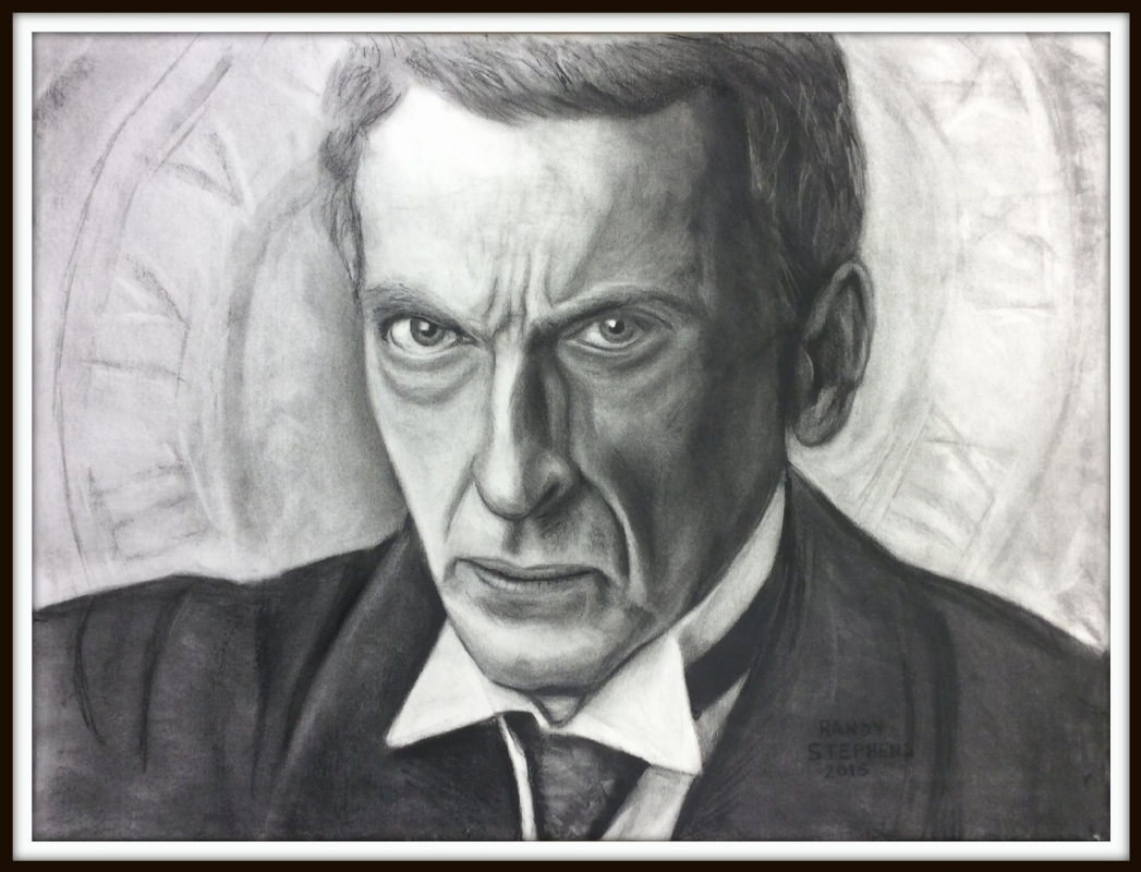 The Twelfth Doctor By Randy Stephens In Shannon Weatherss
