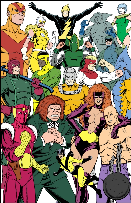 Image result for marvel masters of evil fraim
